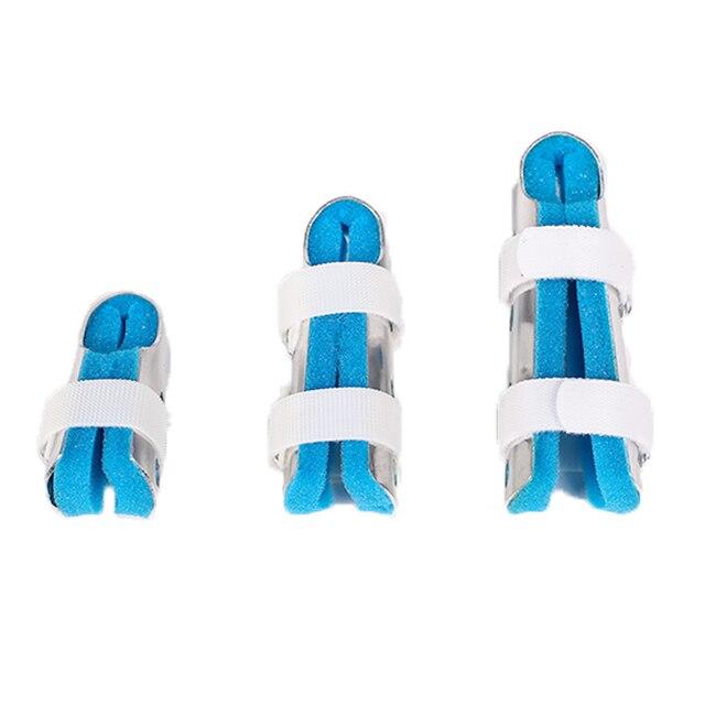 10 TEILE/PAKET Finger schiene LJ 803 Medizinische Schwamm Finger ...