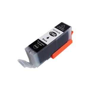 Image 4 - 1 세트 캐논 570XL PGI 570 잉크 카트리지 PGI570 CLI571 PGI570XL PIXMA MG5750 MG5751 MG5752 MG5753 MG6850 프린터