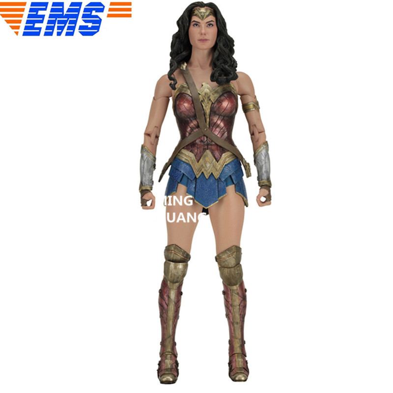 19.68Justice League Superhero Wonder Woman Art Craft PVC Action Figure Collectible Model Toy 50CM BOX D93219.68Justice League Superhero Wonder Woman Art Craft PVC Action Figure Collectible Model Toy 50CM BOX D932
