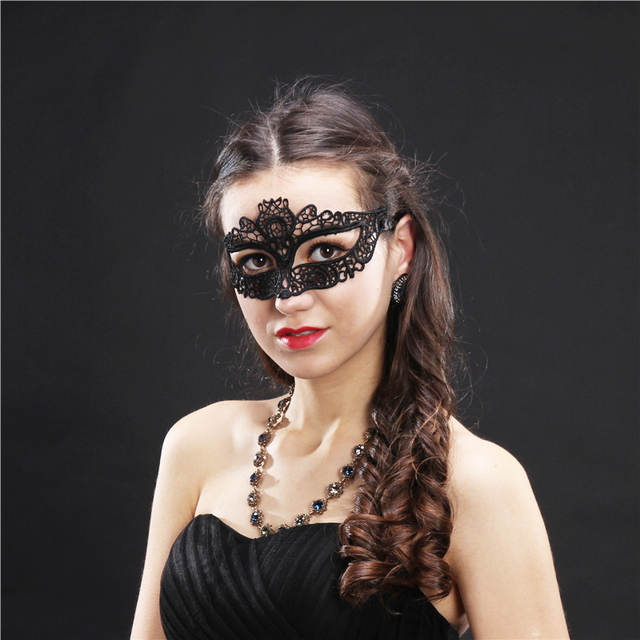 Masquerade Masks for Halloween