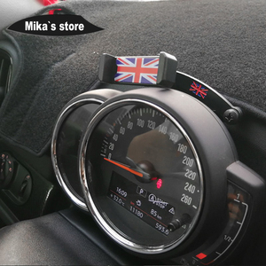 Image 5 - Auto Smartphone Cell Phone Holder Rotatable Clip Fold Mount Holder For mini cooper F55 F56 F54 R55 R6 R60 Countryman Clubman