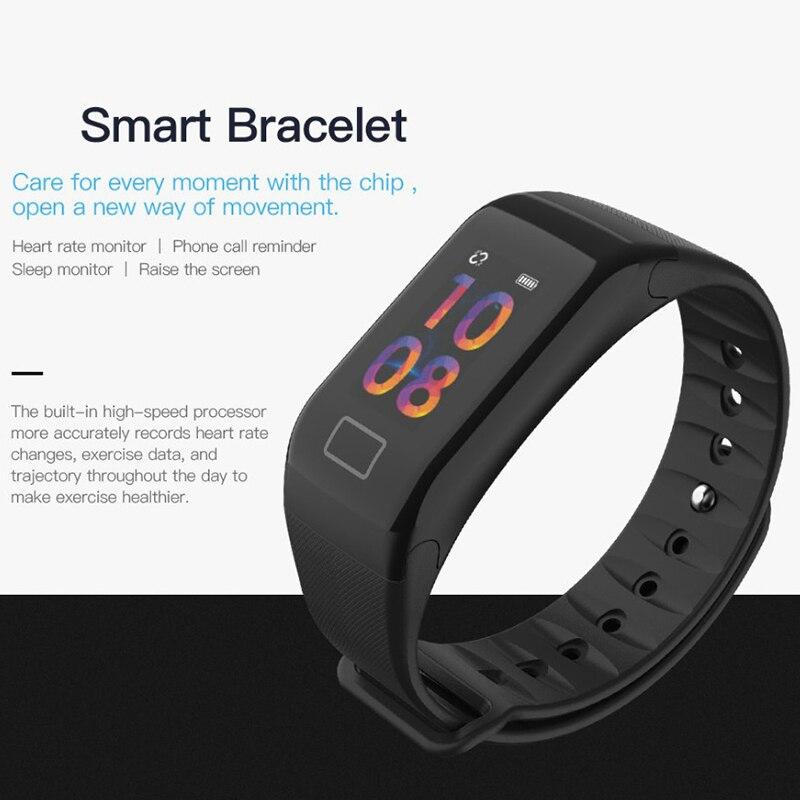 For Samsung Galaxy S10 5G S10e S9 S8 Plus S7 S6 Note 10 9 8 5 Smart Watch  Bracelet Waterproof Blood Pressure Fitness Wristbands