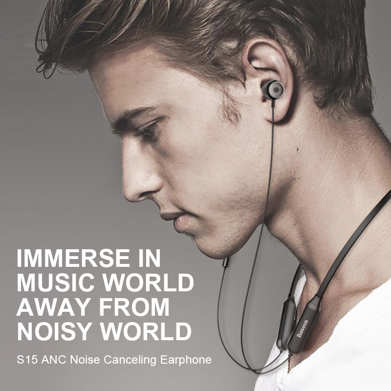 Earphone Active Noise Cancellation  5