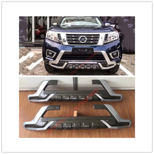 top quality np300 navara accessories 4X4 FRONT BUMPER COVER COVERS FIT FOR NISSIAN NAVARA NP300 2015-2018 PICKUP CAR BUMPER h tune 4x4 accessories front hood bonnet gas shock damper struts fit for navara d23 np300 2015