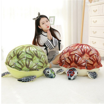 Fancytrader Plush Sea Animals Turtle Octopus Globefish Whale Toy Foam Particle Stuffed Chair for Children 70cmX50cmX40cm