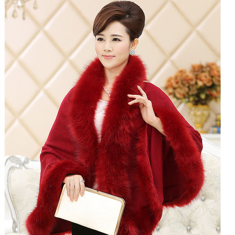 Online Get Cheap Fake Fur Cape -Aliexpress.com | Alibaba Group