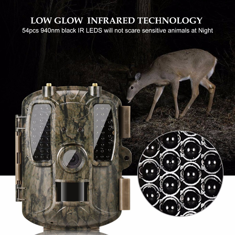 Scout Guard 4G Infrared Hunter Camera Trail Hunting Camera Wildlife Home Surveillance Time Lapse Chasse Photo Traps Foto Chasse wildcamera (3)