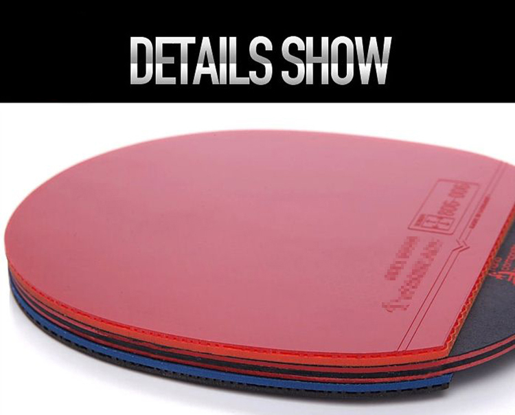 Best Professional Table Tennis Racket Rubber Carbon Table