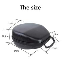 Headphone Carry Case Box Hard Bag for Sennheiser for Sony JVC for Bluedio Headphone for Shure Pioneer Koss Headphones Headset