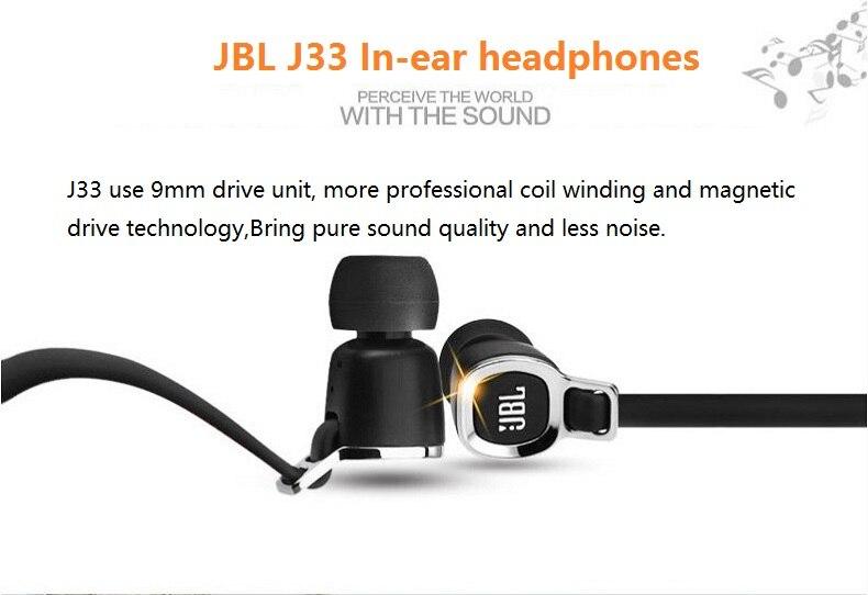 New Original JBL J33a Fashion Best Bass Stereo Earphone New  JBL J33a Fashion Best Bass Stereo Earphone HTB16b rPpXXXXaDXFXXq6xXFXXXc
