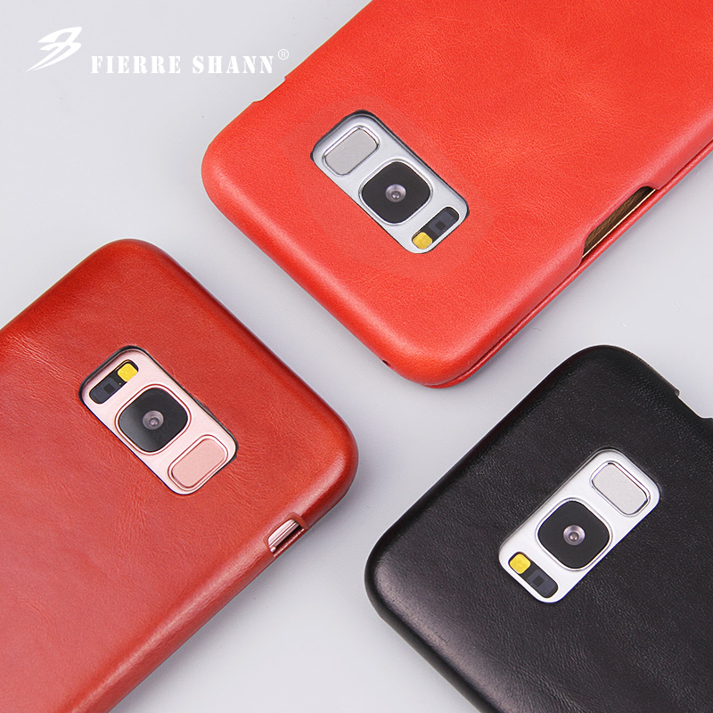 Cover S8 Leather Flip