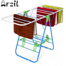 Clothes Foldable Drying Rack for Garden Hangers Multifunctional Clothing Hangers Coat Home Laundry Storage Organization