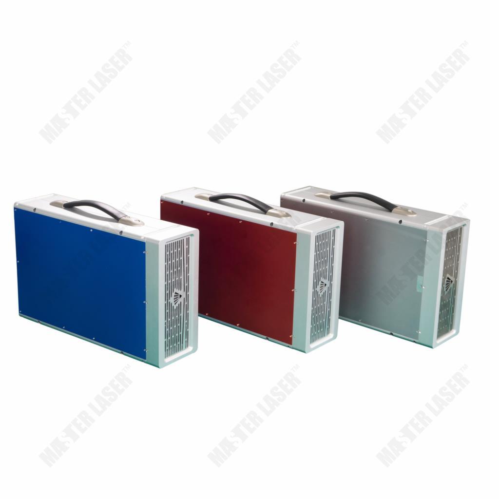 110V/220V 1064nm Fiber Small Size Mini Laser Metal Engraving Machine Smart Laser for Metal and Non-metal Marking