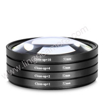 Close Up Macro Lens Filter Kit Set for Canon Nikon Sony Olympus Pentax(China)
