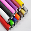 0.63*10M Waterproof DIY Car Sticker Car Styling 3D 3M Car Carbon Fiber Vinyl Wrapping Film With Retail packaging