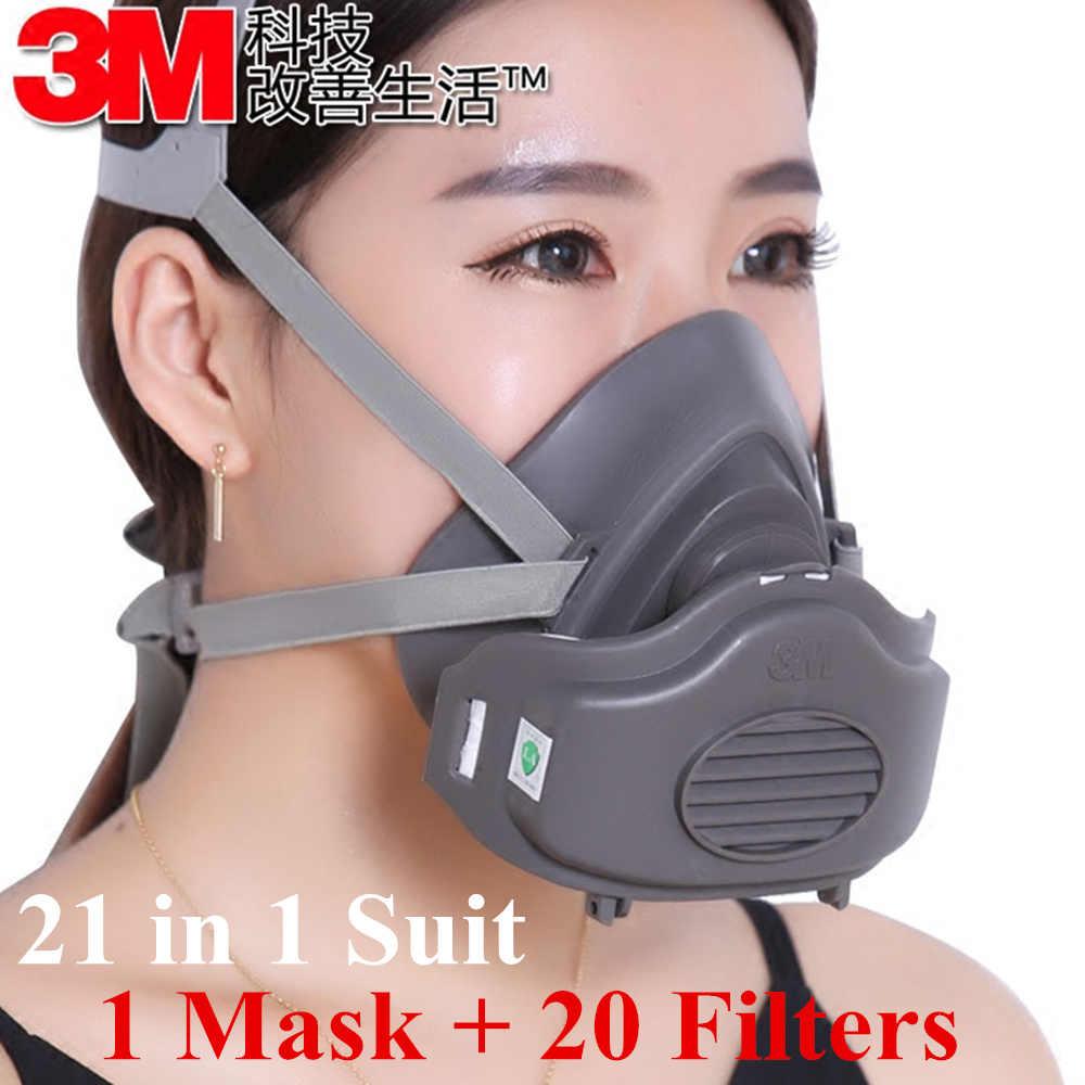 20 pcs respirator mask