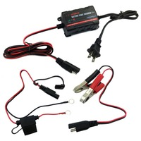 6V 12V Automatic Car Battery Float Trickle Charger Multi purpose LED indicator Battery Float Charger For Car Motorcycles