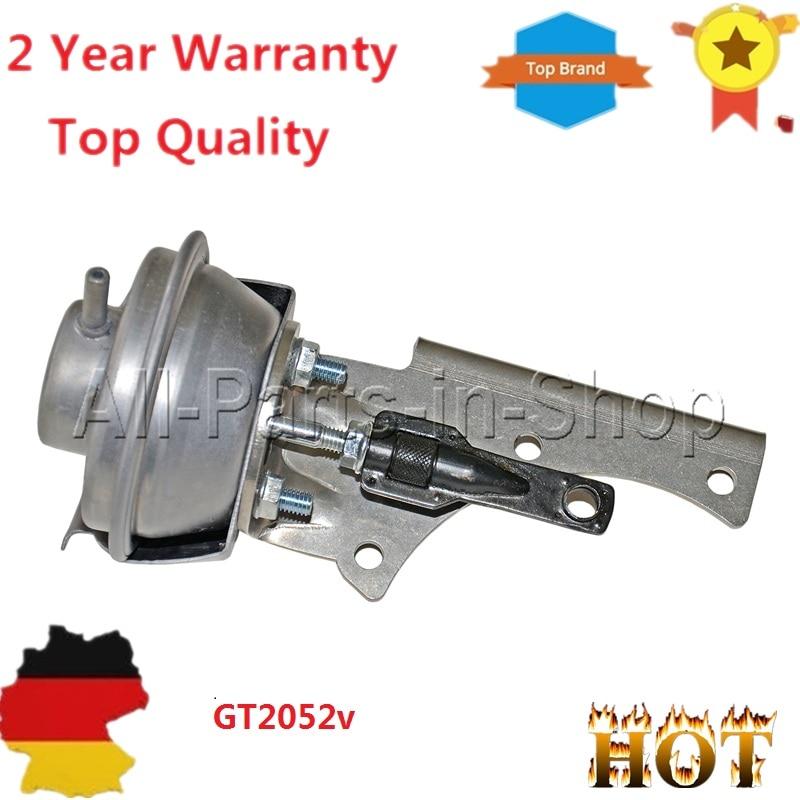 AP01 Turbocharger Actuator GT2052V 454135 059145701G 059145701GX Turbo Actuator Wastegate For Audi / VW / Skoda (1997-2007)