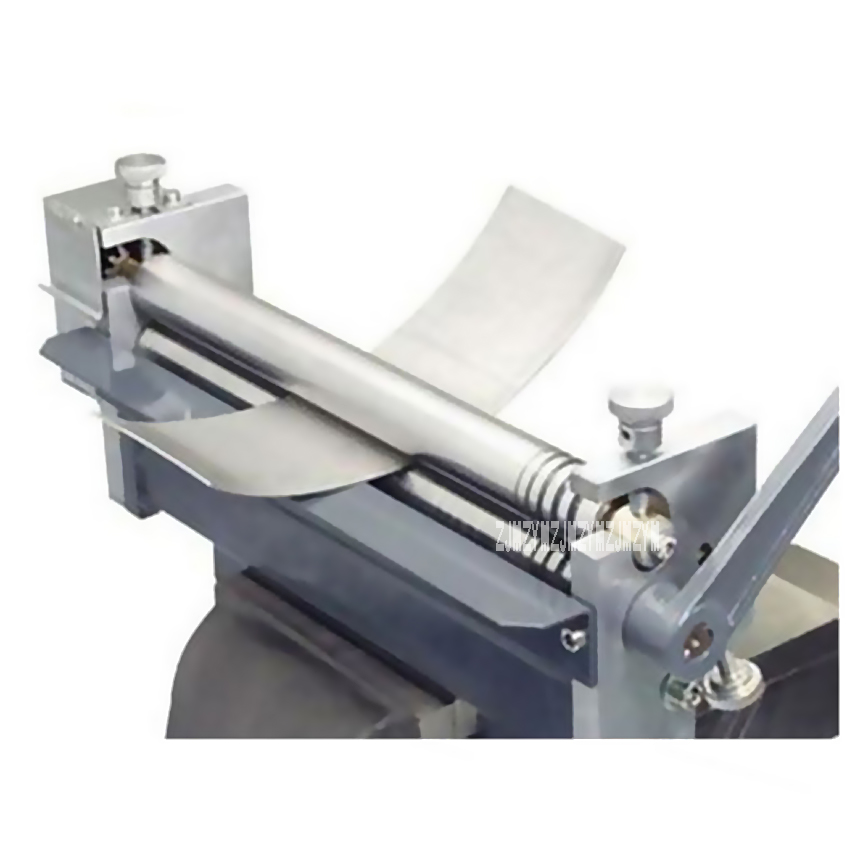 Manual Steel Plate Rolling Machine Metal Plate Bending Machine Round Tube Roller Making Tool Angle Bender, Arc Shape Bending