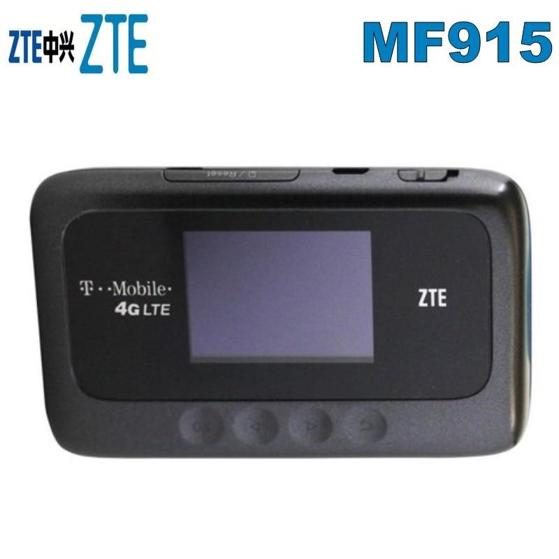 Lot Of 20pcs ZTE MF915 ( Z915 ) 4G LTE Mobile Hotspot WIFI