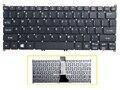 Nuevo us teclado sin marco para acer aspire v5-122 v5-132 132 p 122 p v13 e11 e3-111 v3-371 e3-112 laptop teclado inglés