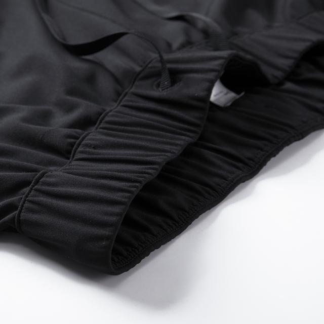 Stretch Sweatpants Ankle Drawstring