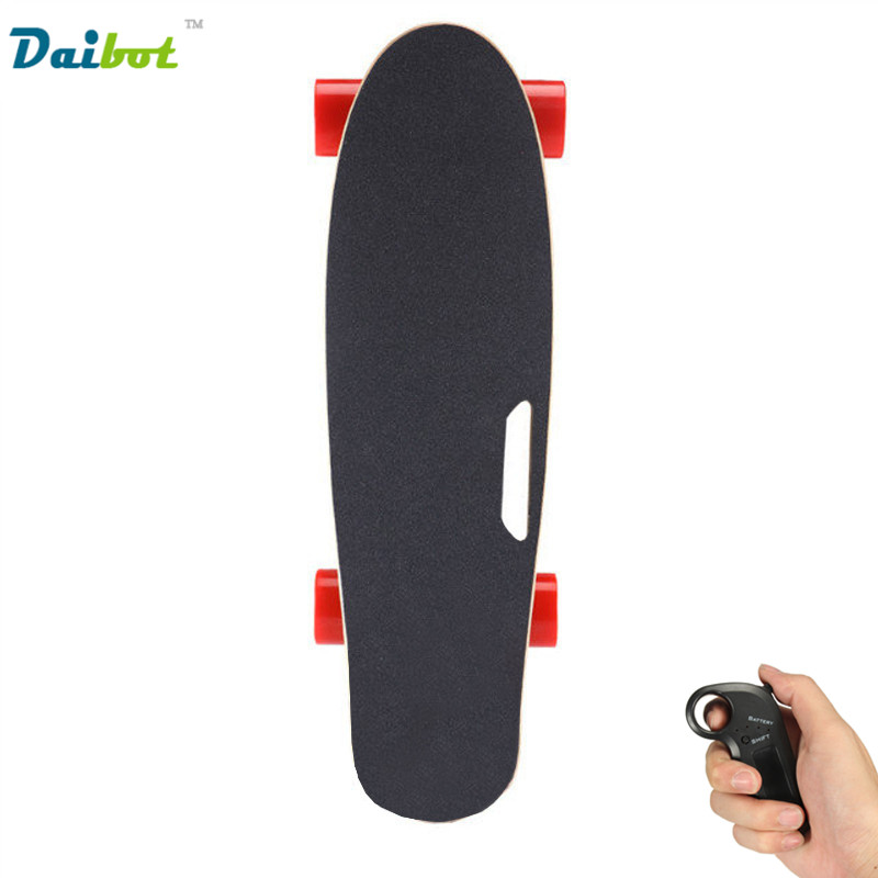 USA Germany Stock Wireless Electric Skateboard 4 Wheels Small fish board Hoverboard Electric Scooters Remote Control for kids