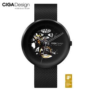 Image 2 - Оригинальные механические наручные часы Youpin CIGA MY Series, мужские и женские механические часы с золотой премией iF Design H28