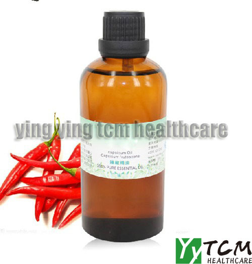 wholesale 100ml capsicum essentail oil other 100ml