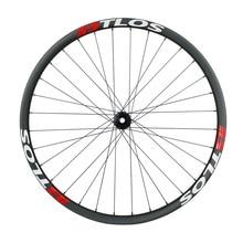 650B Asymmetric 24mm inner width  XC Trail All Mountain carbon wheelset - WM-i24A-7 dt swiss