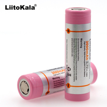 Liitokala 100% New Original ABD11865 3.7V D1 3000 mAh 18650 Lithium Rechargeable Battery For Laptop batteries use