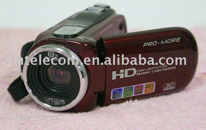 Hot-sell DV Digital Camera / HD-C4 12MP 8X Zoom 2.7 TFT LCD Screen DV Digital Cameral-Fast shipping