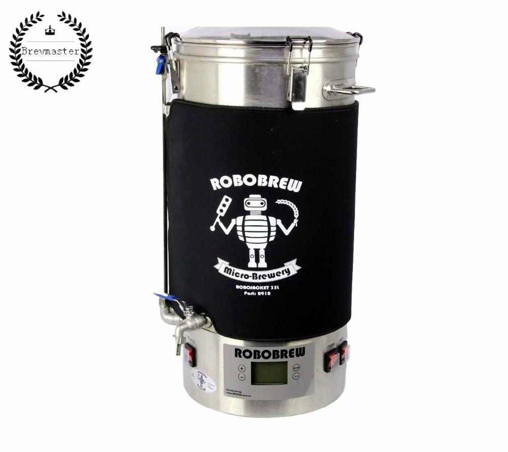 ROBOJACKET 35L (NEOPRENE ROBOBREW PARKA)  Brewmaster
