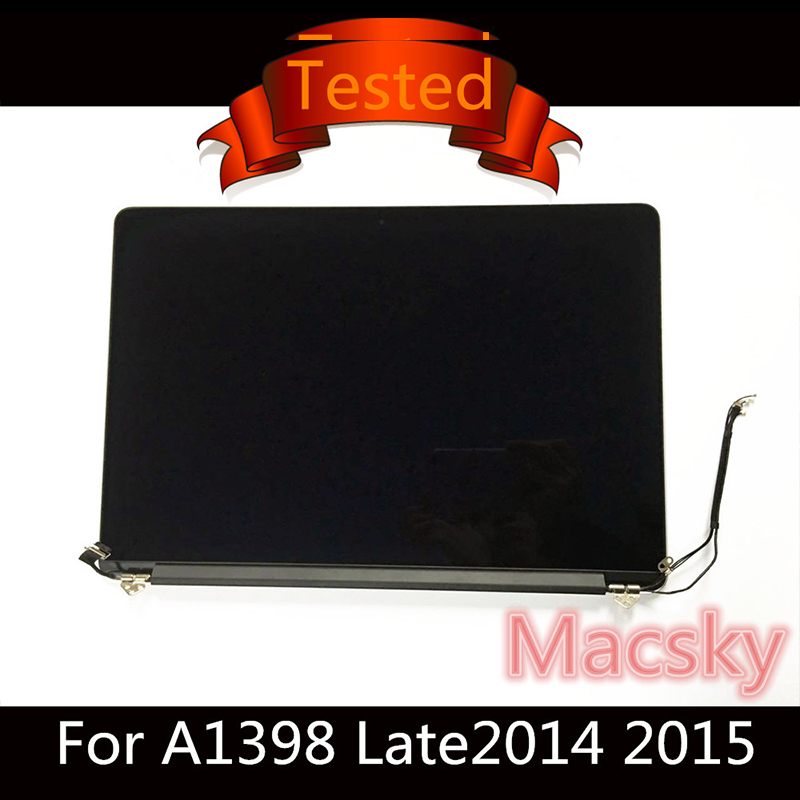 Tested 15.4'' A1398 LCD Screen Complete for Macbook Pro 15