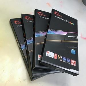 Image 3 - G. vaardigheid Trident Z Rgb Pc Ram Memoria Module Nieuwe L DDR4 Geheugen PC4 8 Gb 16 Gb 3200Mhz 3000 mhz Desktop 8G 16G 3000 3200Mhz Dimm