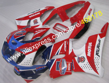 Wholesale CBR 893 94-95 cbr900 rr Fairing For CBR900RR 893 1994-1995 CBR 900 Multi-color Motorcycle Fairings