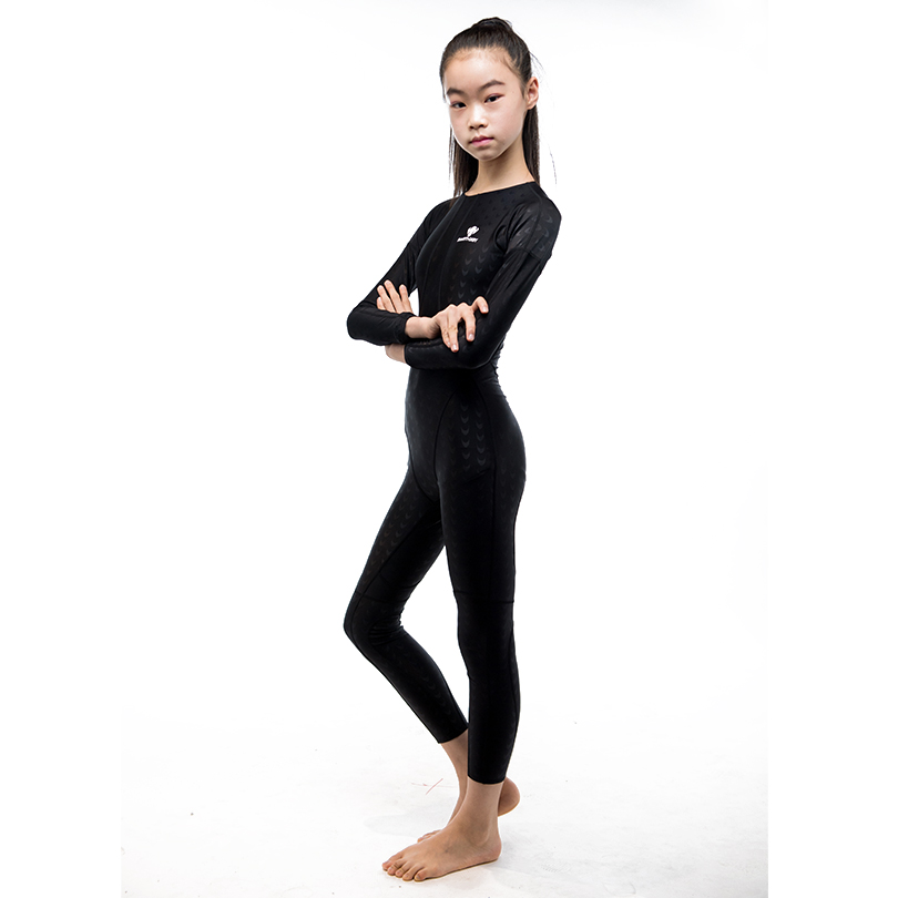 Girls swimming One-piece swimsuit High-quality materials Comfortable and quick to dry Teen swimwear Professional swimwear e0980  high quality comfortable and