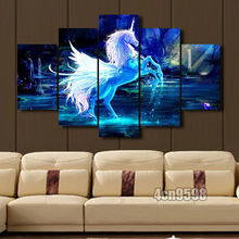 HUGE MODERN ABSTRACT WALL DECOR ART OIL PAINTING ON CANVAS NO FRAMED HD PRINT HOME DECORATION art deco modern abstract wall art painting on canvas no framed with the roll film d10 19
