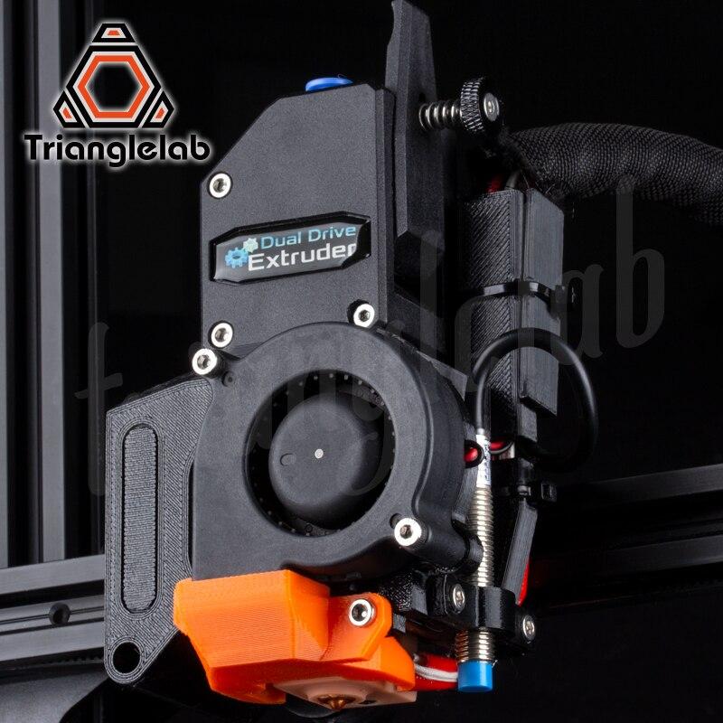 Kit de mise à niveau d'extrudeuse à entraînement Direct trianglelab DDE pour imprimante 3D série Creality3D Ender-3/CR-10