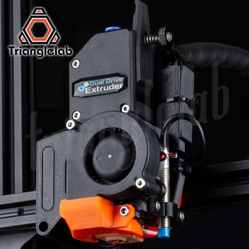 Trianglelab DDE Запчасти для экструдера с прямым приводом Комплект обновления для Creality3D Ender-3/CR-10 серии 3D принтера отличное улучшение производитель...