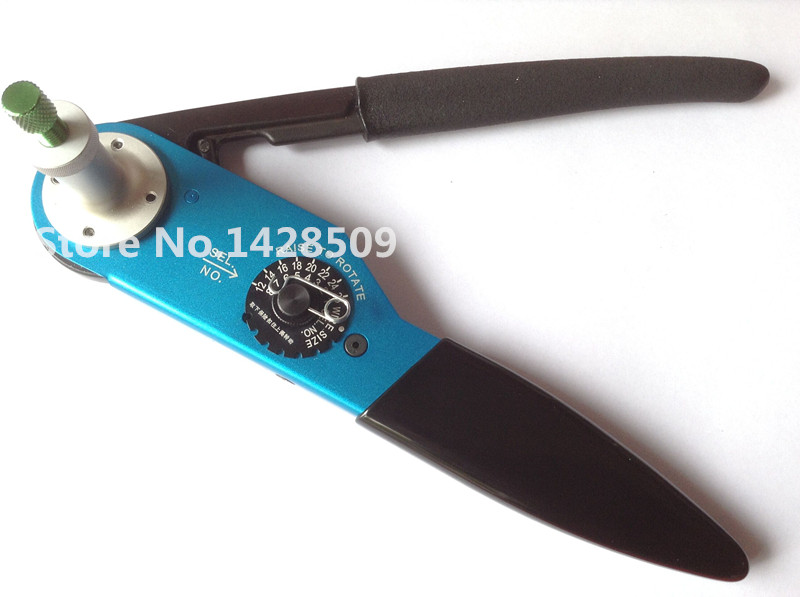 Harley OEM Deutsch Crimp Tool Crimper HDT-48-00 Solid Automotive Crimping Tool Tools pz0 5 16 0 5 16mm2 crimping tool bootlace ferrule crimper and 1k 12 awg en4012 bare bootlace wire ferrules