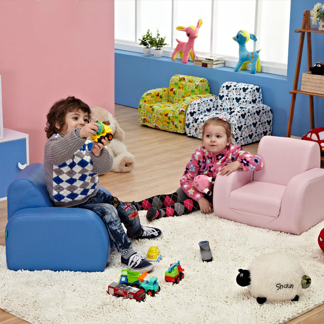Children S Sofa Cute Small Baby Chair Lazy Sleeping Can Be Tilted And Detachable