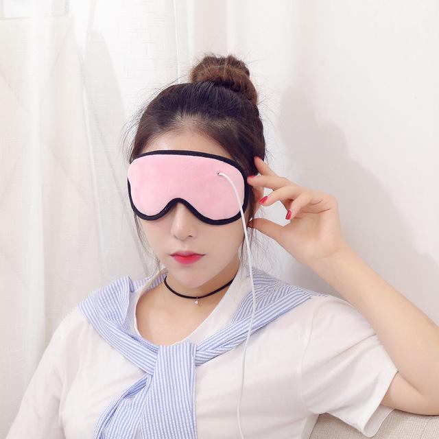 Máscara Infrarroja de Ojos para el Sueño