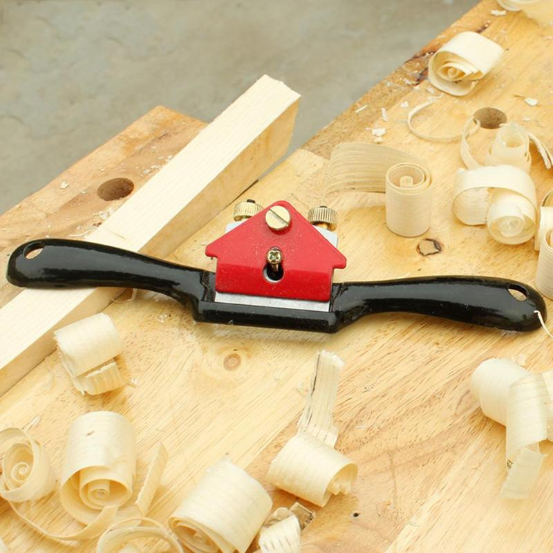 Adjustable Woodworking Hand Planer 9