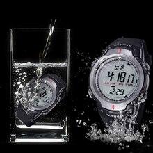 SYNOKE часы мужские 30 м водонепроницаемые электронные светодиодный цифровые часы мужские уличные мужские спортивные наручные часы Секундомер Relojes Hombre