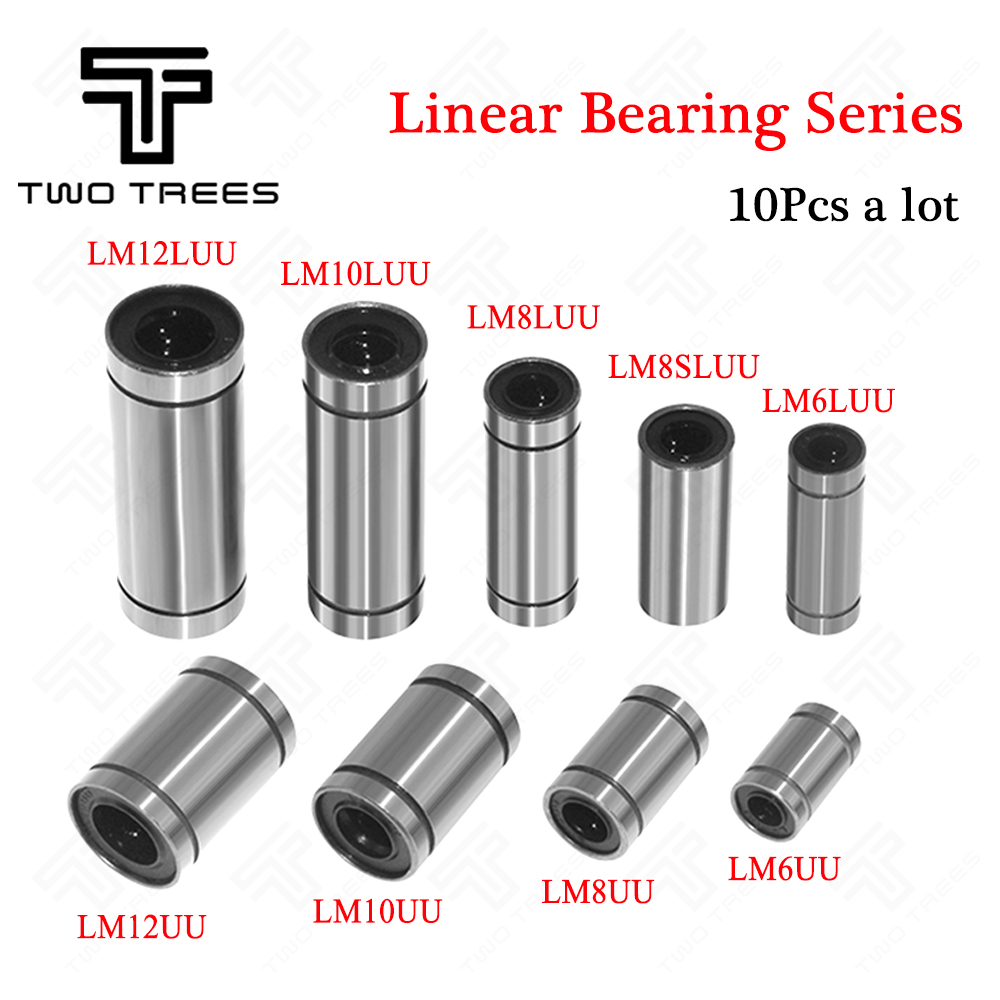 Misumi Lmu8 Bearings