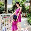 mother baby summer beach family photos clothes clothing for children and mothers baby and mother dress