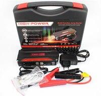 Горячая 68800 мАч 4USB Многофункциональный Перейти начинающих Батарея аварийного автомобиля Зарядное устройство Мощность банк Батарея SOS авар