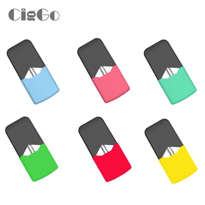 Vape Pod Ciggo J Box Pod Cartridge For JUUL COCO JC01 J Box Starter Kit 0