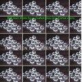 Profissional diodo laser 808nm colimadora len focando lente de vidro/Diâmetro da lente Convexa 5mm de Distância Focal 14mm